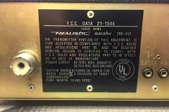 Realistic Navaho TRC-431 40 CB