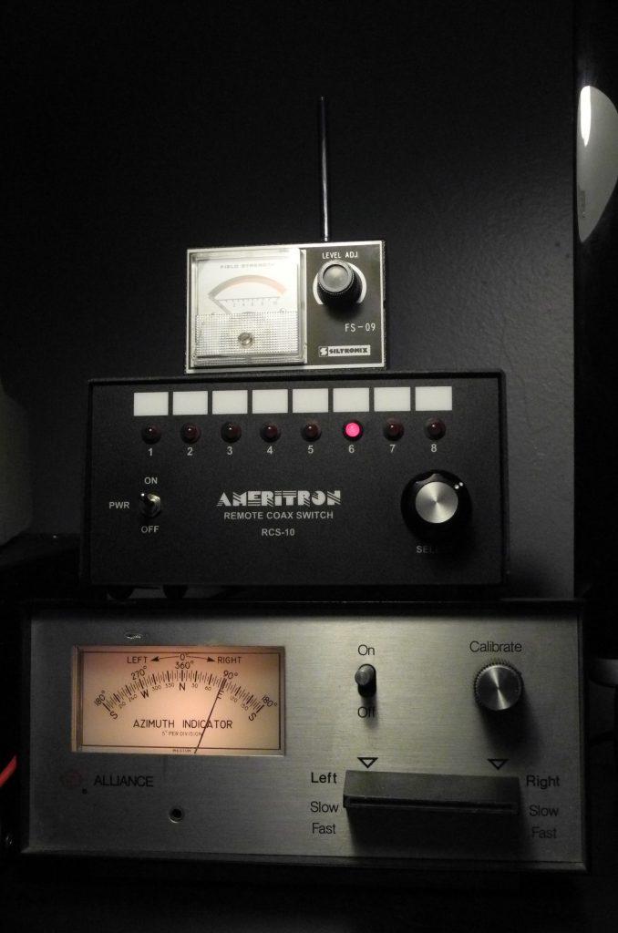 Antenna Switches – KU1W Ham Radio